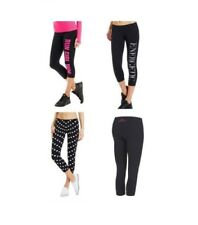 Lorna Jane Womens 7/8 Length Tights Sports Gym Yoga Running Pants Size XS-XL