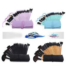 10/32pc Make-Up Brush Brushes Kit Professional Cosmetic Make Up Set  Delightful