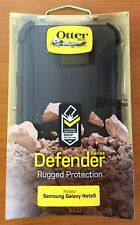 Otterbox Defender Series Case for Samsung Galaxy Note 4 , 5 Cover With Package