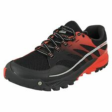 MENS MERRELL ALL OUT CHARGE LACE UP WALKING TRAIL TRAINERS SHOES