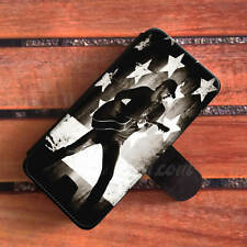 Eric Church Wallet iPhone Cases Eric Church Samsung Wallet Leather Phone Cases