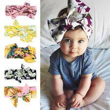 Kids Baby Toddler Flower Headband Hair Band Accessories Headwear For Infant