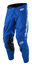 Troy Lee Designs GP Off-Road Pants - Mono Blue - YOUTH Size 22-28