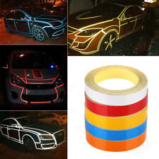 Car Reflective Body Self-Adhesive 45.7m Glow in the Dark Strip Vinyl Neon Tape