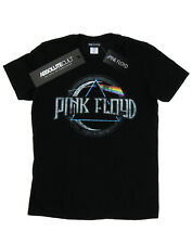 Pink Floyd Boys Dark Side of the Moon Circular Logo T-Shirt