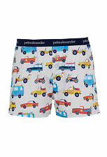 Peter Alexander Mens Summer Cars boxer shorts    Size S  M  L     BNWT