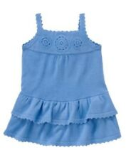 New GYMBOREE Girl's Dress GREEK ISLE STYLE Size 6 12 18 24 months 2T-5T Cotton