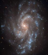 The Barnard Galaxy (Classic Image from Outer Space)