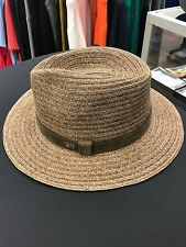 NEW Authentic Mens Bailey Hollywood Foley Summer Spring Hat Fedora Brown 81703