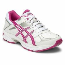 ASICS GIRLS GEL 190TR  LEATHER RUNNING TRAINING SHOES US SIZES RRP $100