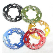 MTB Road Bike Double Oval Chain Ring 35T 50T 9-11 Speed 110mm BCD Chainring Set
