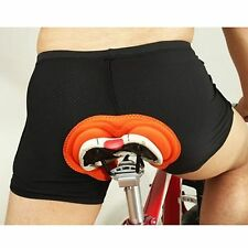 3D Padded Bicycle Bike Cycling Underwear Shorts Pants Comfortable Anti sweat