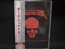 DIRKSCHNEIDER Live - Back To The Roots - Accepted ! JAPAN BLU-RAY + 2CD Accept