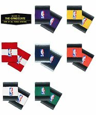 For Bare Feet NBA OSFA Two Tone Wristbands 7 STYLES TO CHOOSE FROM $9.99