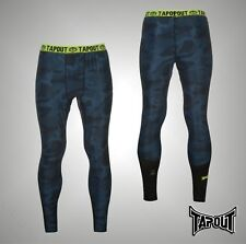 New Mens Tapout Lightweight MMA Training Active Stretchy Camo Pants Size S-XXL