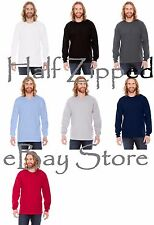 American Apparel Fine Jersey Long Sleeve T-Shirt 2007W S-2XL 8 Colors! IMPORTED
