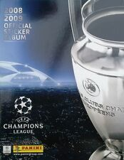 Panini Champions league 2008 2009 stickers PICK FROM LIST Messi & ....