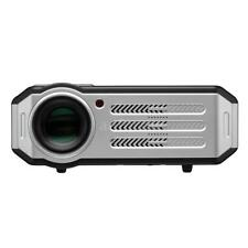 3200 Lumens 1080P LED LCD Video Projector 1280*800 Multimedia Home Theater M0N4