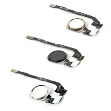 For Apple iPhone 5S Home Button Key Flex Ribbon Cable Replacement Assembly New