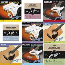 Johnny Brook Acoustic Bass Electric Classical Guitar Strings