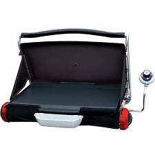 George Foreman Camp and Tailgate Portable Propane Grill, GP200R
