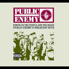Power to the People and the Beats: Public Enemy's Greatest Hits Digipak CD NEW