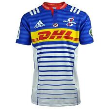 Stormers Rugby Union 2015 Mens Adidas Home Shirt Jersey Top