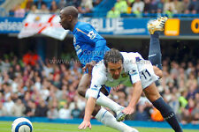 Chelsea FC player Claude Makaele v West Ham photograph, picture, print by AEP
