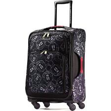 American Tourister Disney Mickey Mouse Multiface Spinner Soft Side Suitcase