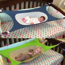 Baby Hammock Newborn Baby Infant Bed Elastic Detachable Baby Crib Safe Lithe