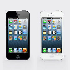 As New Apple iPhone 5 16GB/32GB Mobile Smartphone X Edition Unlocked black/white