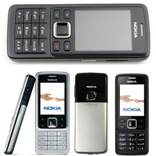 Refurbished 100% Unlocked Nokia 6300 Bar Mobile Cell Phone GSM Camera Bluetooth