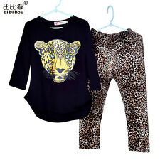 Girls Clothes Toddler Clothing Set Baby Kids Children Clothing Full Sleeve T New