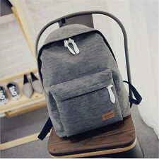 Women Canvas Backpacks Ladies Shoulder School Bag Rucksack Girls Travel Fashion