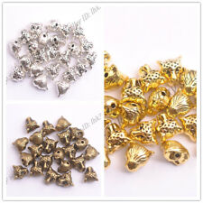 Wholesale Tibetan Silver Spacer beads Lion's head Charm Findings Hole 2MM Z3147
