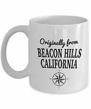 TV Show Mug - Originally from Beacon Hills, California - Cool Ceramic Coffee Mug