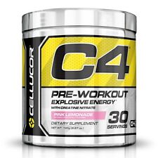 Cellucor C4 Pre Workout Supplements with Creatine & Nitric Oxide
