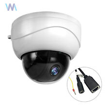 Outdoor HD 1080P 3X Optical Zoom Network IP Camera CCTV Dome PTZ IR Night Vision