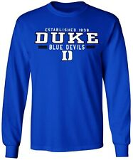 Duke Blue Devils Shirt T-Shirt Basketball Jersey Flag Gear University Apparel