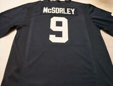 *NEW WITH TAGS* MENS TRACE MCSORLEY PENN STATE STITCHED JERSEY