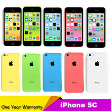 "Original Apple iPhone 5C 4S 5S 8GB 16GB 32GB ""Factory Unlocked"" Smartphone Lot"