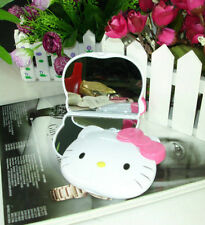 New HelloKitty Bling Compact two-sided mirror Cosmetic / Make Up Mirror LM962
