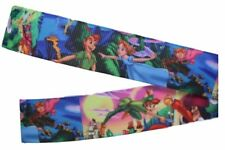 "Disney's Peter Pan 1"" Wide Repeat Ribbon Sold in Yard Lots - USA Seller"