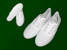 Ladies' Shoes Summer Shoes Canvas Shoes Shoes Trainers Size 38-39 White NEW