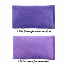 Heating Pad Hot Therapy Pack Soothing Heat Therapy Pain Relief (Purple)