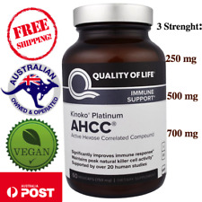 Quality of Life Labs Kinoko AHCC Immune Support - Silver / Gold / Platinum