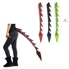 Dragon Halloween Costume TAIL Black Green Orange Adult Child Game of Thrones