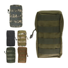 Bag Airsoft Molle Tactical Medical Military First Aid Pouch Case Nylon Sling New
