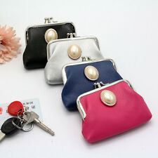 Fashion Women Leather Lady Wallet Hasp Purse Clutch Coin Bag Card Holder UK
