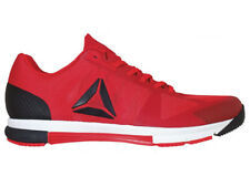 NEW MENS REEBOK CROSSFIT SPEED 2.0 TRAINING SHOES TRAINERS PRIMAL RED / WHITE